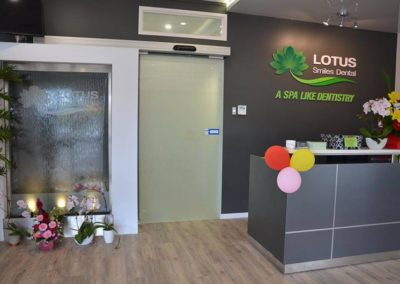 Lotus Smiles Dental - reception 2