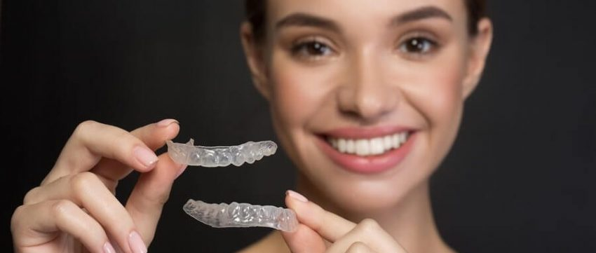 How Do Invisible Braces Work At Straightening Teeth?